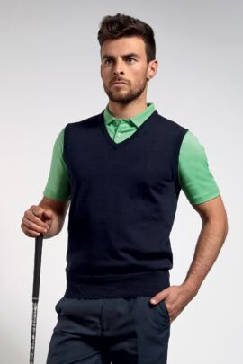 Glenmuir Mens Cotton Golf Slipover