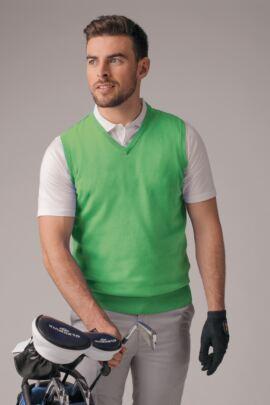 Mens Cotton Golf Slipover - Sale