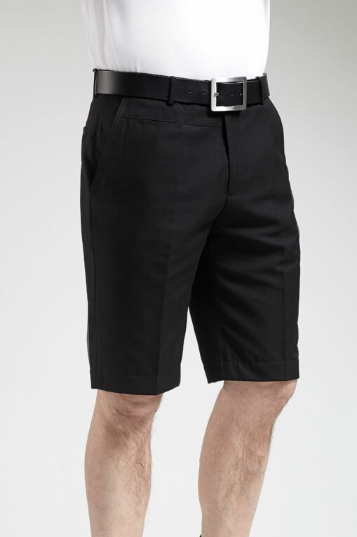 Mens Adjustable Stretch Waistband Performance Golf Shorts - Sale