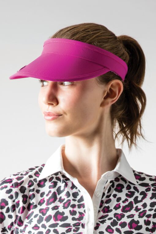Ladies Performance Headband Golf Visor
