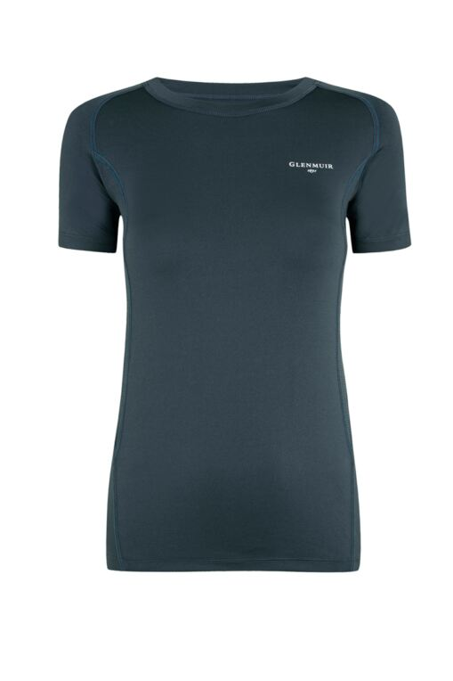 Ladies Short Sleeved Compression Performance Golf Base Layer