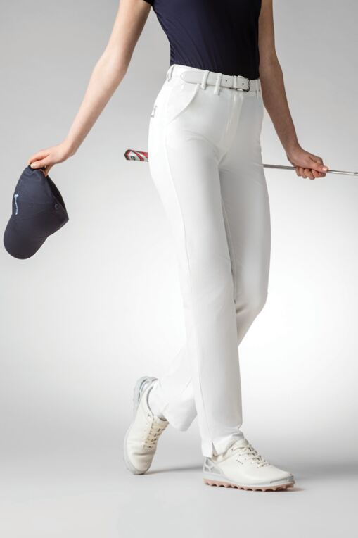 Ladies Lightweight Stretch Performance Golf Trousers