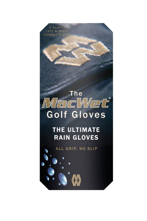 Mens and Ladies MacWet® Winter Climatec Golf Rain Gloves (Pair)