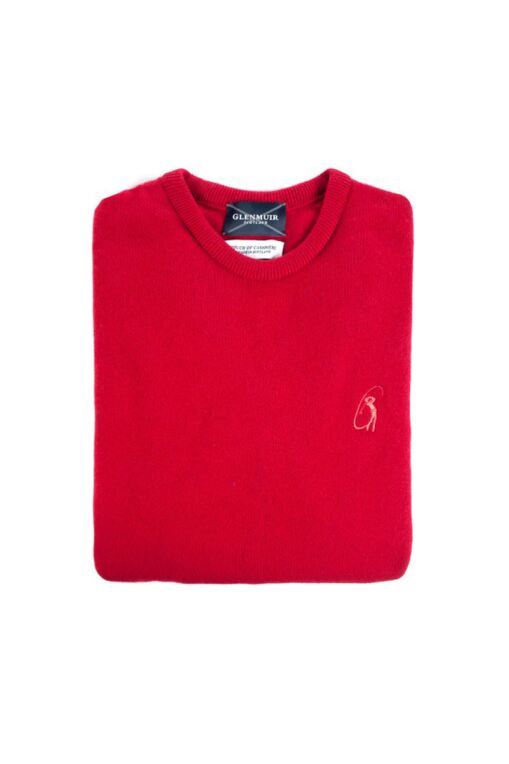 Heritage Crew Neck Touch of Cashmere Sweater