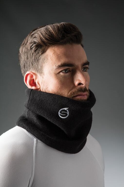 Mens and Ladies Thermal Lined Golf Neck Warmer