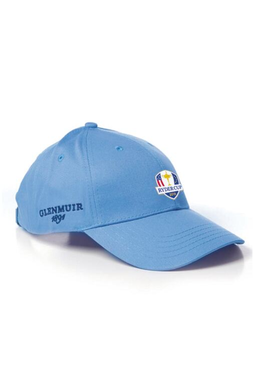 Official Ryder Cup 2018 Mens Structured Performance Golf Cap