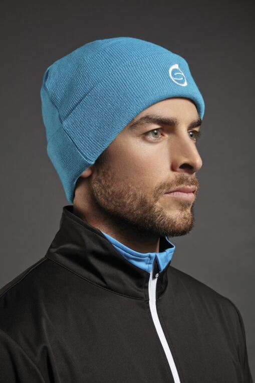 Mens And Ladies Knitted Golf Beanie Hat