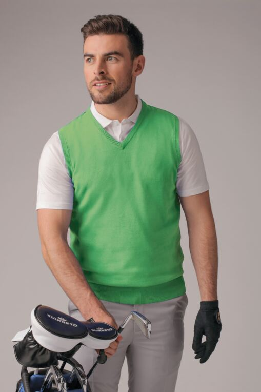 Mens Cotton Golf Slipover - Sale