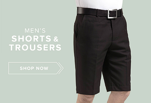 Men's Trousers and Shorts