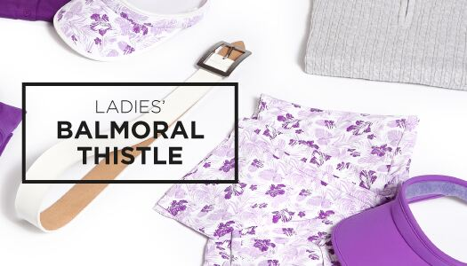 Ladies' Balmoral Thistle