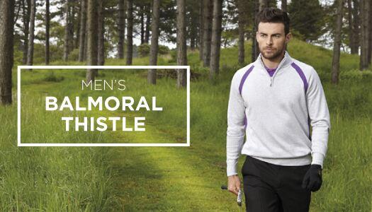 Men's Balmoral Thistle