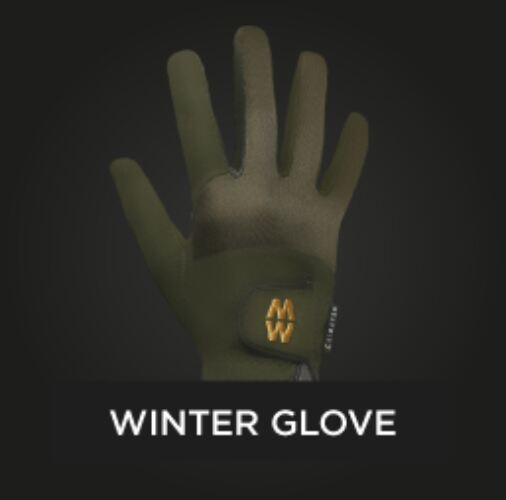 View MacWet Winter Rain Golf Glove