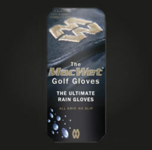 The Ultimate Golf Rain Gloves
