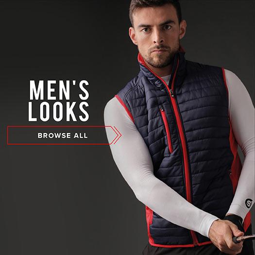 Men's Looks >