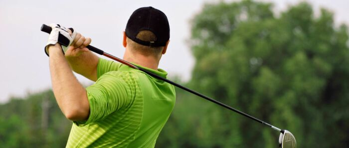 5 types of people you'll see at every driving range