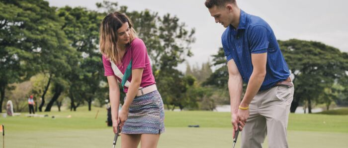 Should I take golf lessons?