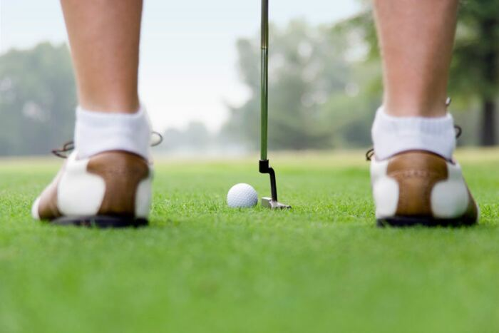 3 ways to improve your golf stance