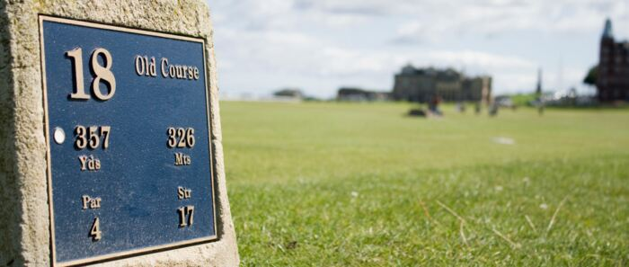 10 of the most important dates in golfing history