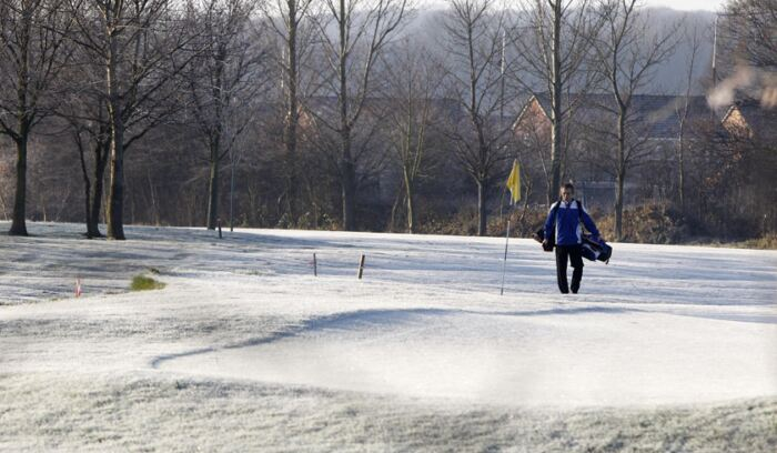 Why January is the perfect month for golf