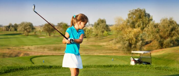 6 tips for teaching your kids golf