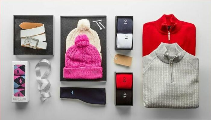 Golfers' Christmas shopping guide