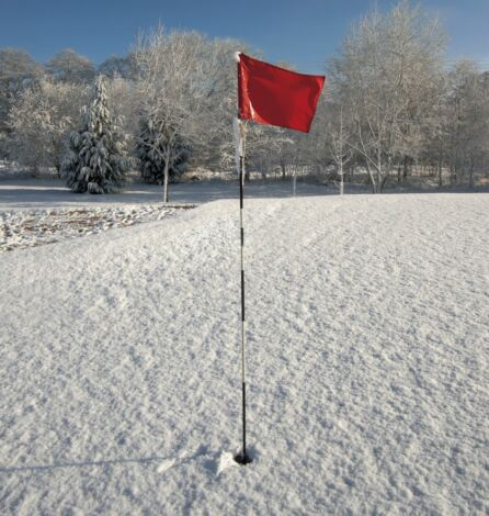 5 perfect excuses for getting some time on the green over Christmas