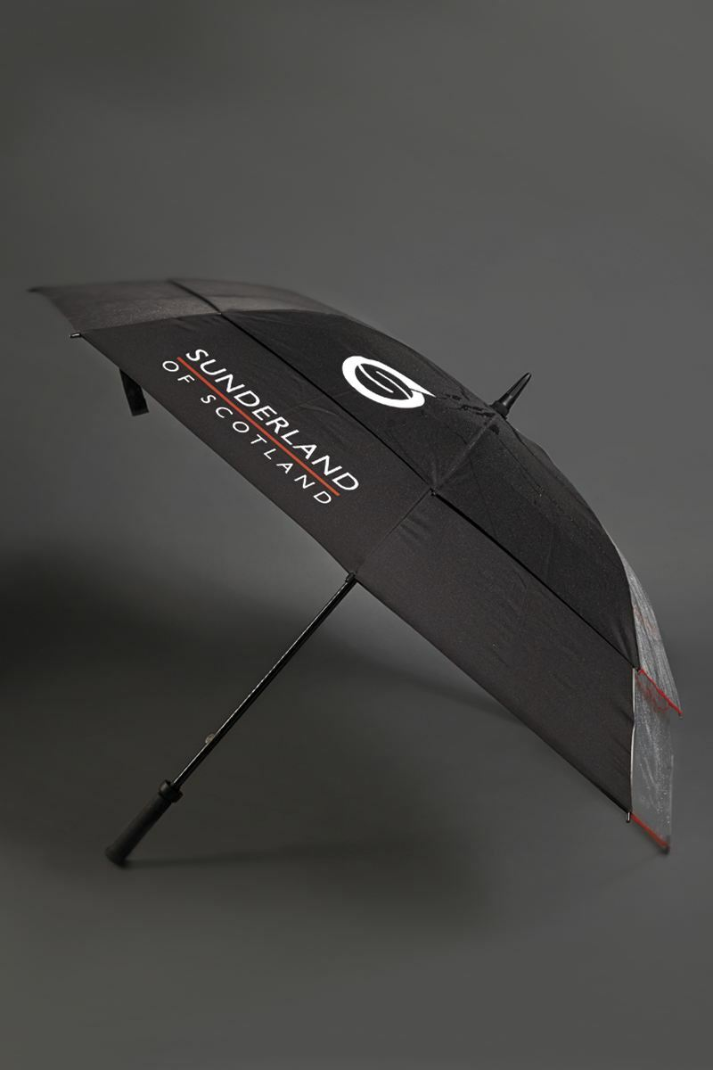 Double Canopy Clearview Performance Golf Umbrella