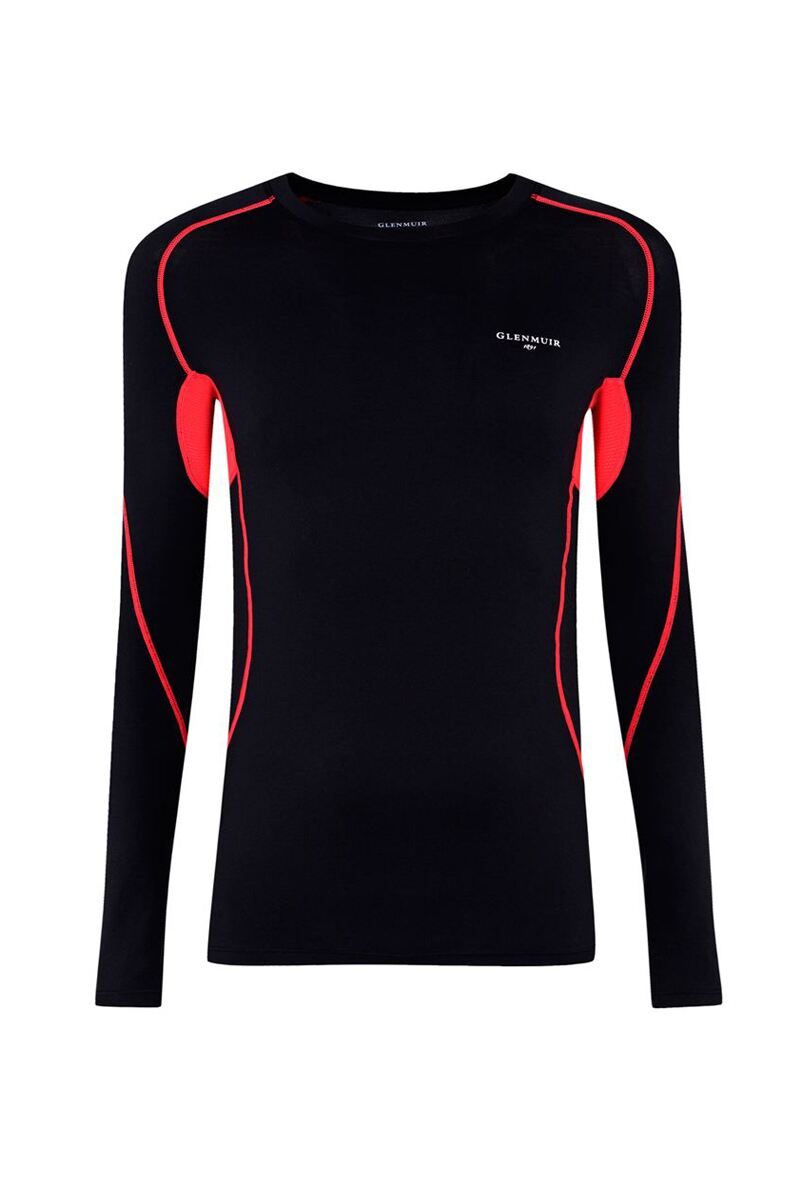 Mens Long Sleeved Compression Performance Golf Base Layer - Sale Product Swatch