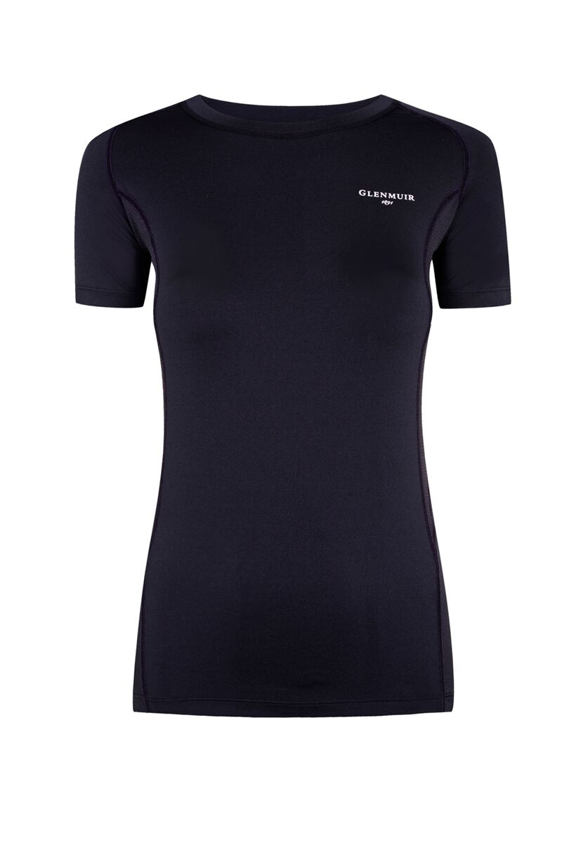 Ladies Short Sleeved Compression Performance Golf Base Layer Product Image 3