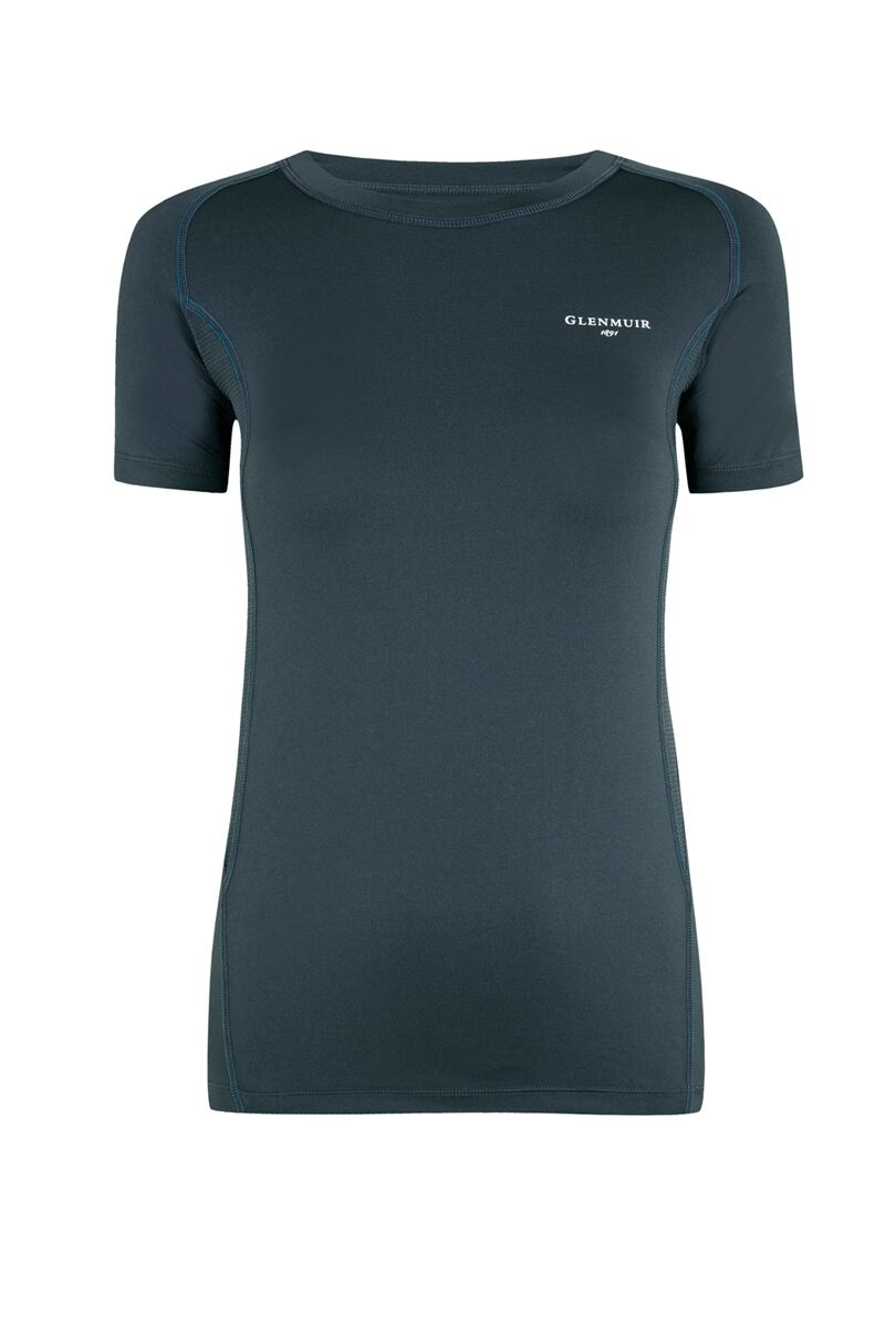 Ladies Short Sleeved Compression Performance Golf Base Layer Product Image 2