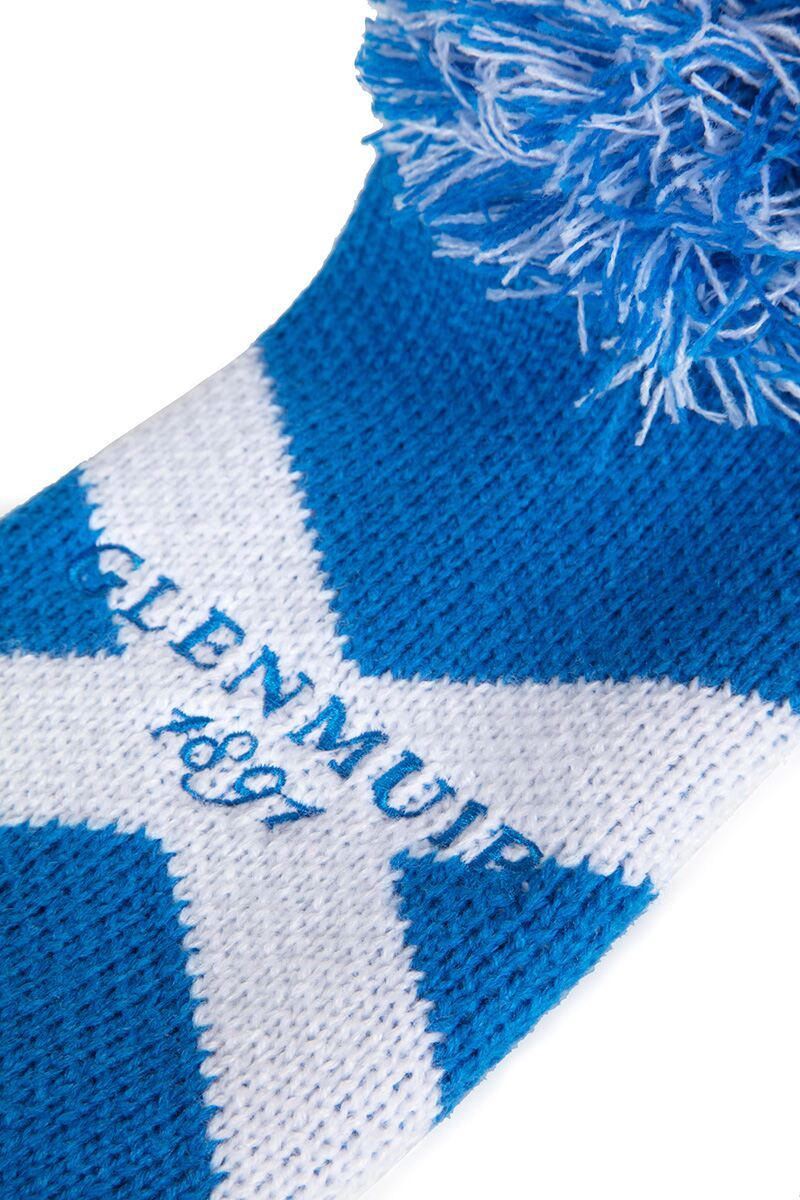 Pom Pom Saltire Driver Headcover Product Image 2