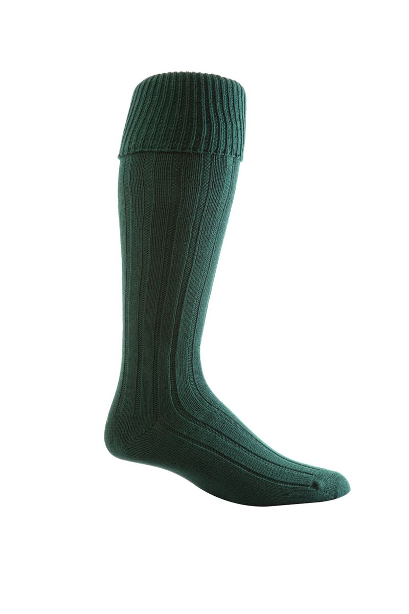 Mens Birkdale Knee High Cushioned Wool Golf Socks Product Swatch