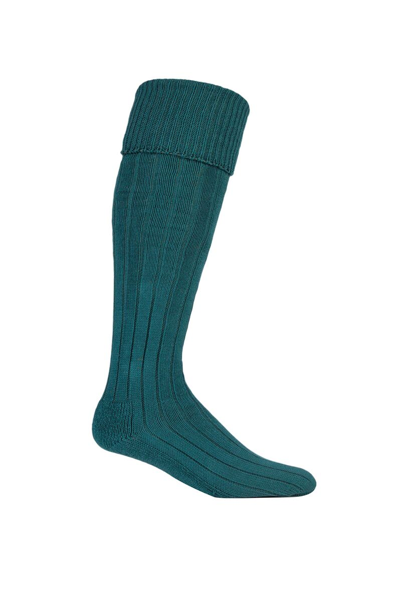 Mens Birkdale Knee High Cushioned Cotton Golf Socks Product Swatch