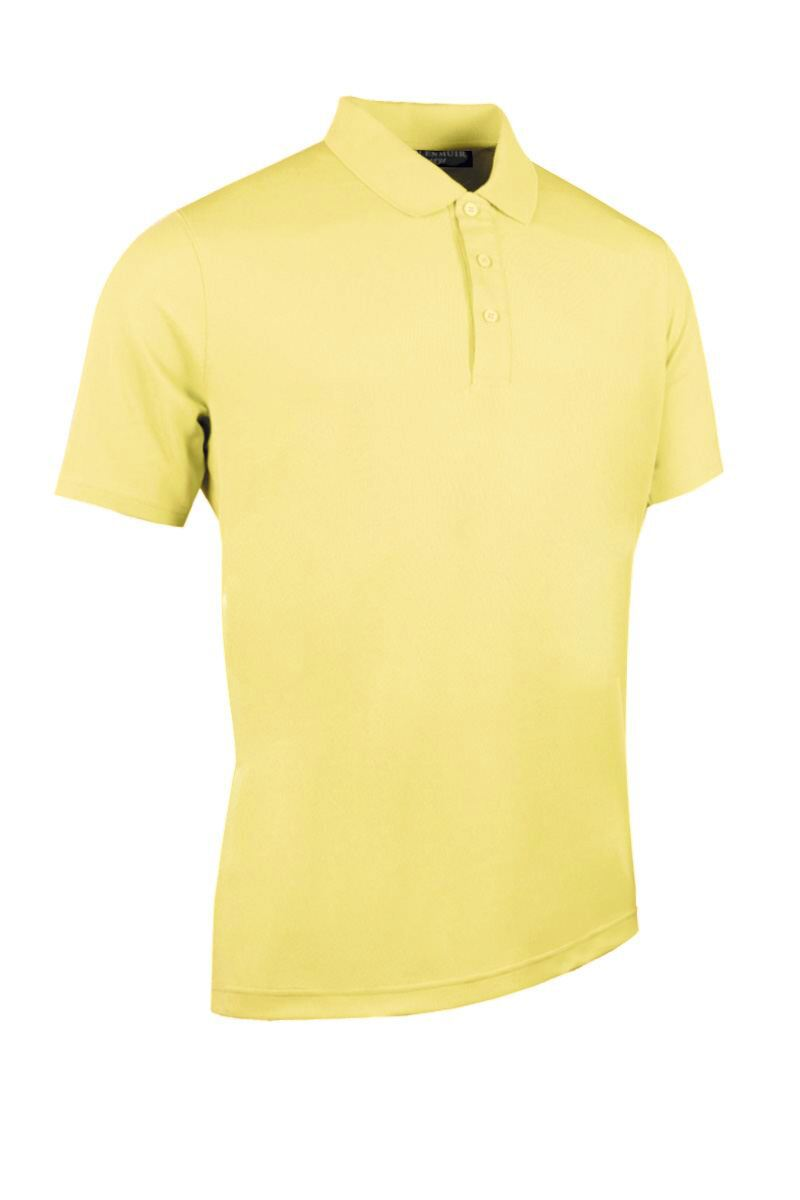 Mens Performance Pique Golf Polo Shirt Product Swatch