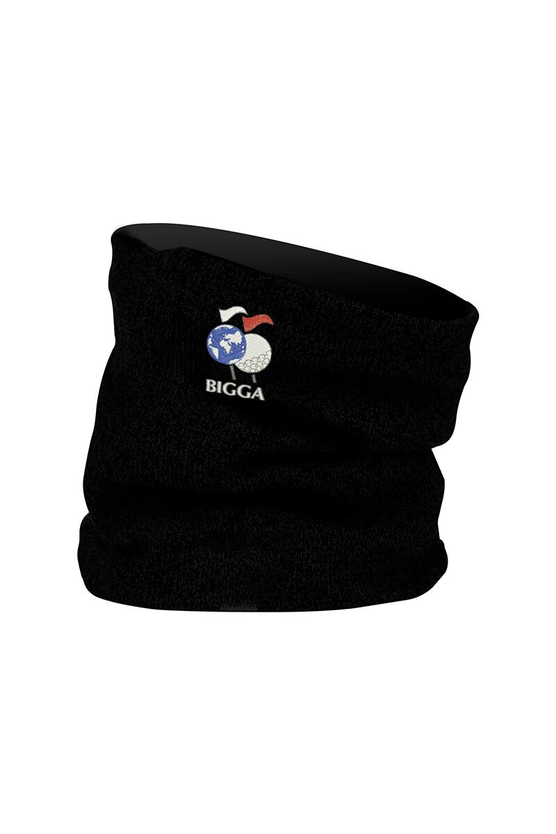 Mens and Ladies Thermal Lined Golf Neck Warmer Product Swatch