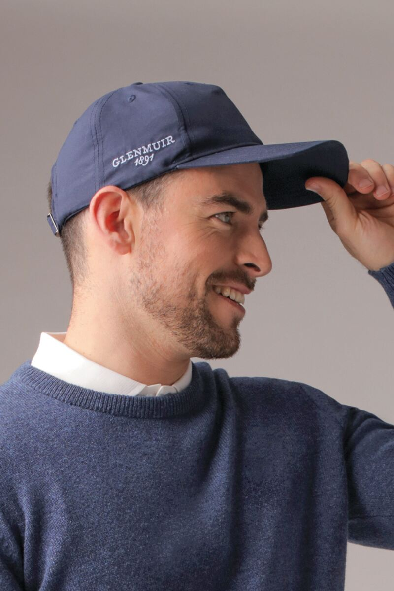 Mens Structured Performance Golf Cap Product Image 1