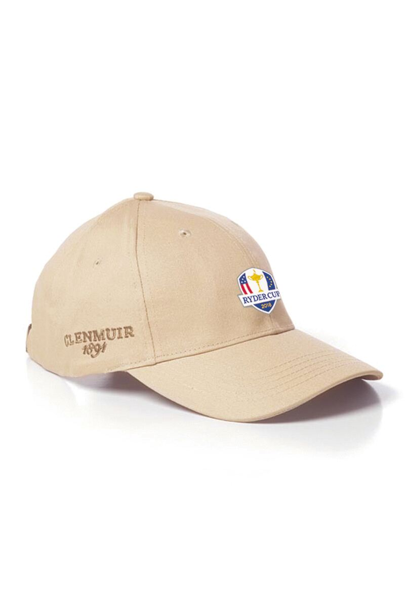 Official Ryder Cup 2018 Mens Structured Performance Golf Cap Product Swatch