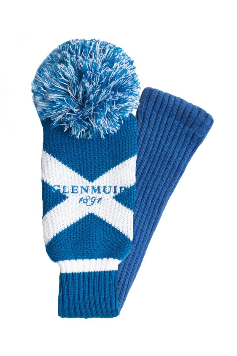 Pom Pom Saltire Driver Headcover Product Image 3