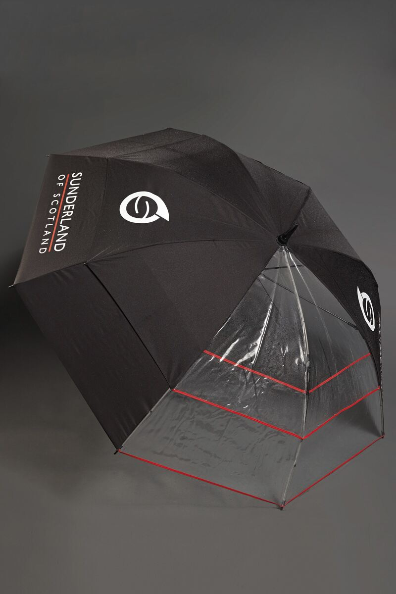 Double Canopy Clearview Performance Golf Umbrella Product Image 2