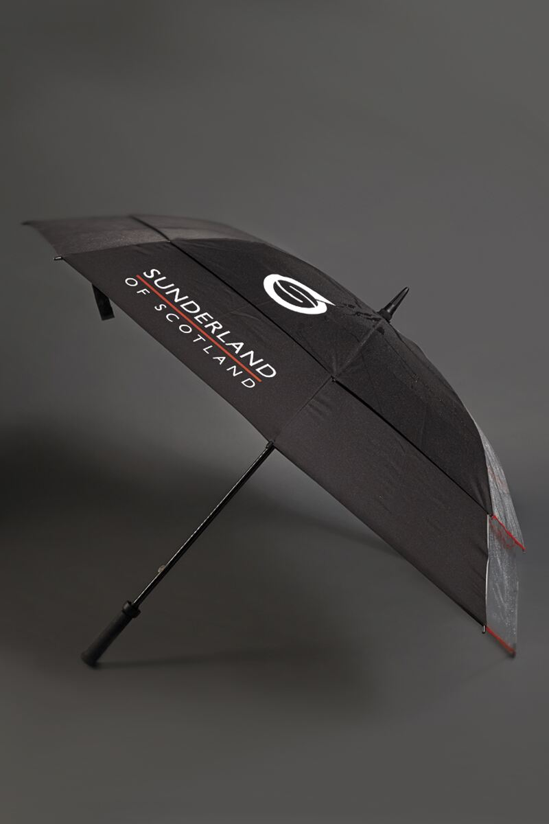 Double Canopy Clearview Performance Golf Umbrella Product Swatch
