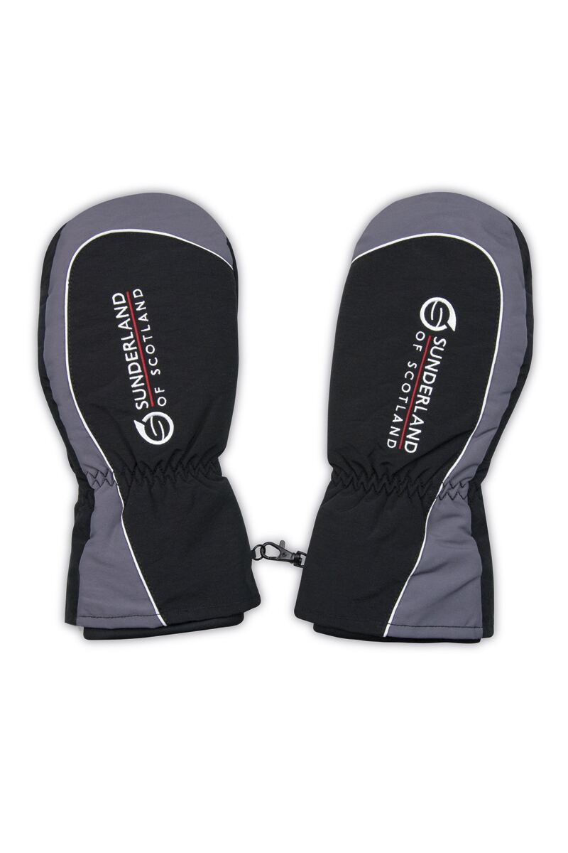 Mens And Ladies Thermal Lined Showerproof Golf Mittens Product Swatch