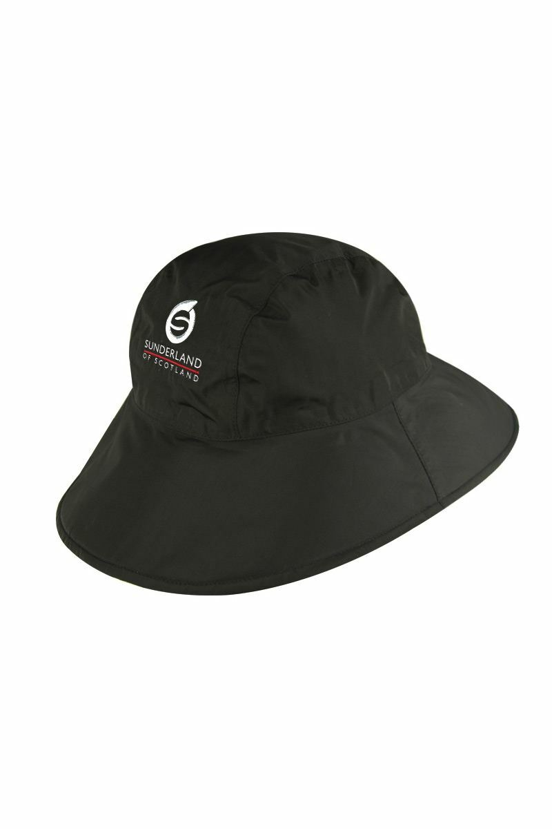 Mens And Ladies Ultra Lightweight Wide Brim Waterproof Golf Hat Product Image 3