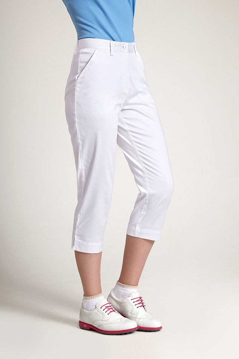 Ladies Glenmuir Capri Golf Pants