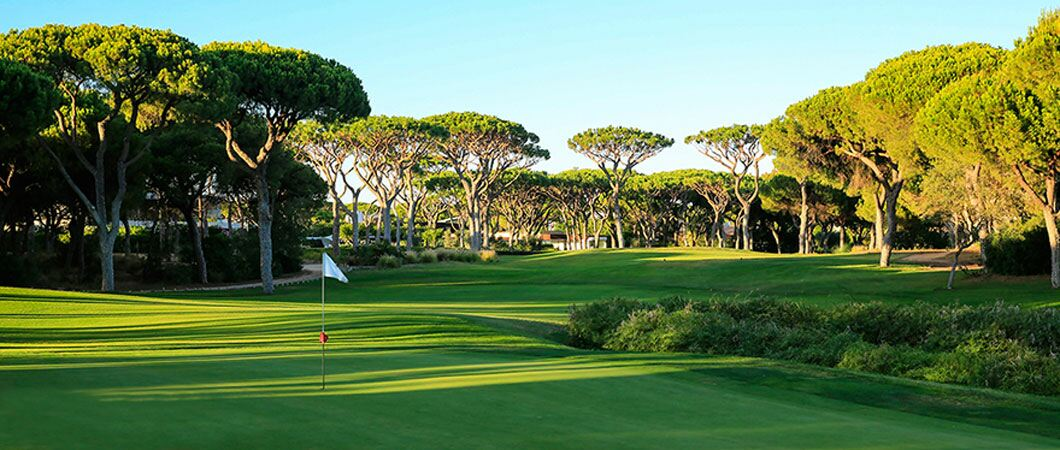 5 of the best golf courses on the Algarve