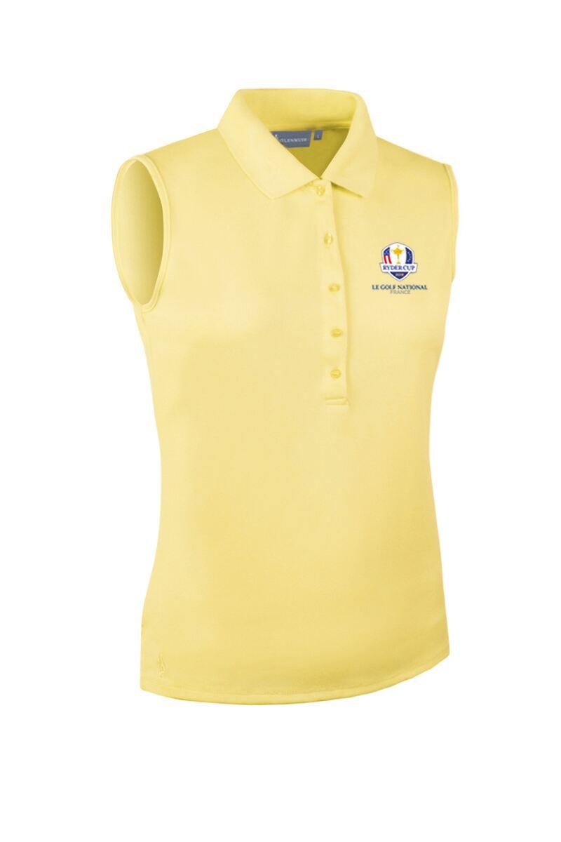 Ladies Sleeveless Polo Shirts Lauren Goss