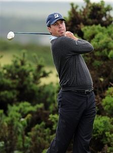 Kuchar looked stylish as he won the event