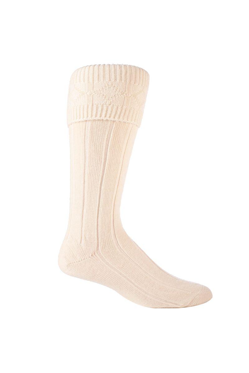 Mens Wool Kilt Socks