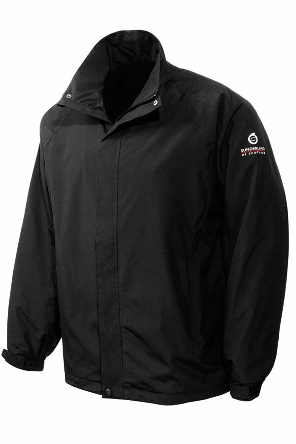 Sunderland Player Ultra-soft Lightweight Waterproof Golf Jacket