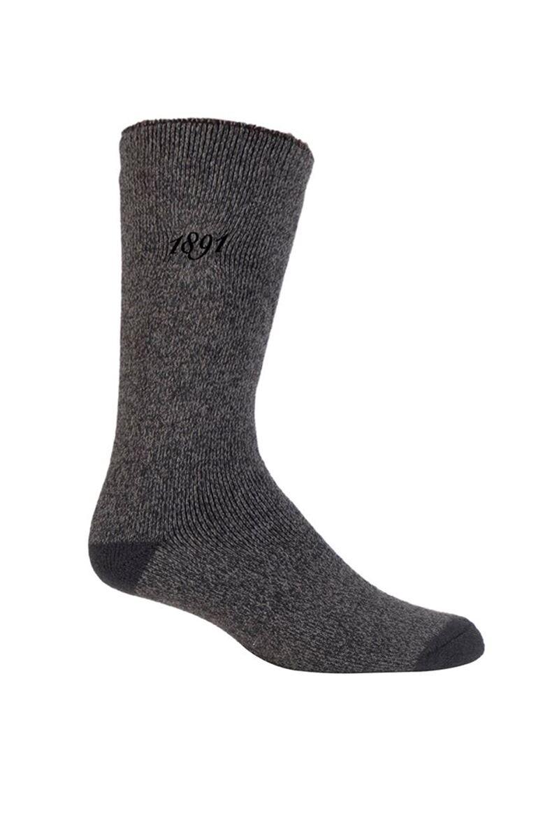 Mens Heat Holder Winter Thermal Golf Socks