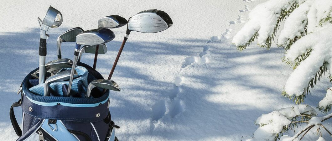 5 great places for winter golf